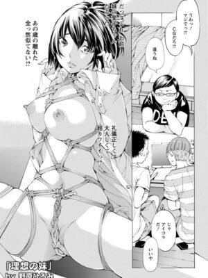 【無料エロ漫画】理想の妹